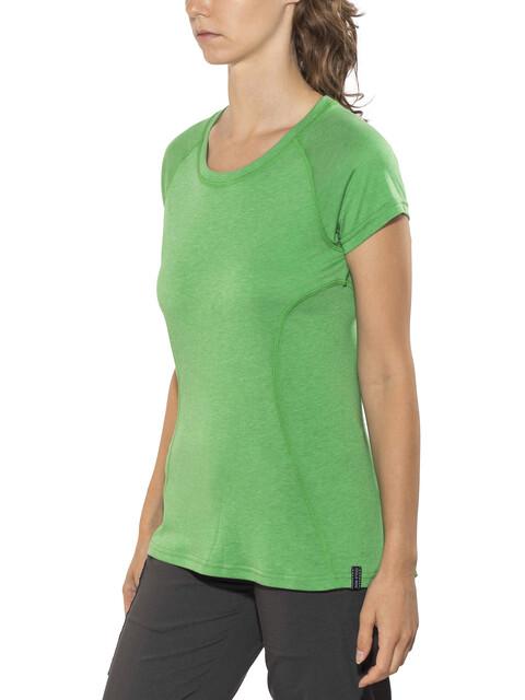 Bergans Cecilie T- Shirt Women timothy /frog